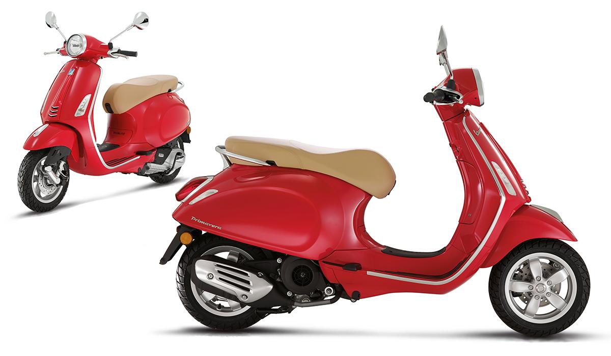 Vespa Rosso Dragon 894 ab