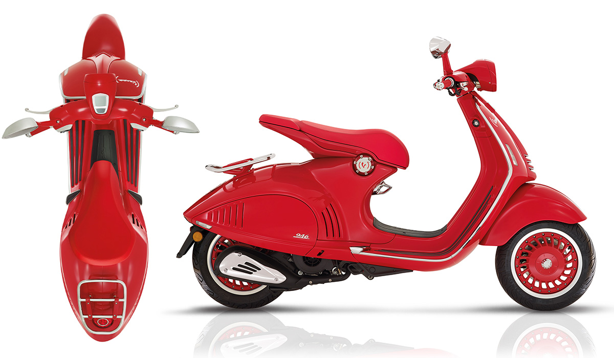 vespa 946 red 4