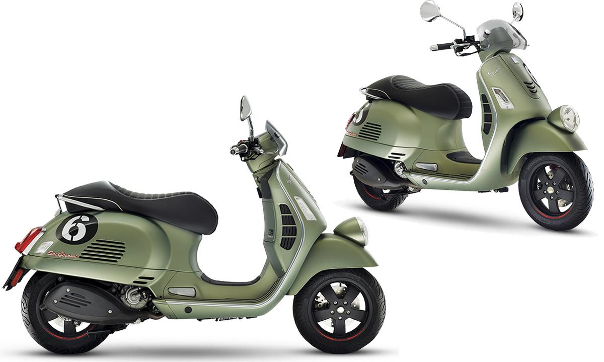 GTV Sei Giorni 2018 do www scooteria